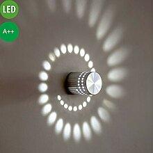 LED 3W Wandleuchte Flurlampe Modern Innen