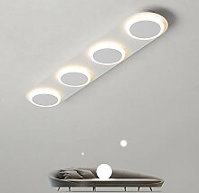 LED 4-Flammig Deckenlampe Dimmbar Deckenleuchte