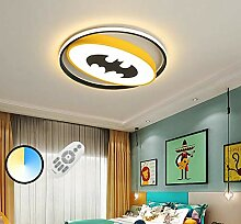 LED 48W Cartoon Kinderzimmer Lampe Fledermaus