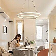 LED 52 Watt Moderne Pendelleuchte Insel