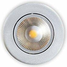 LED 5W Warmweiß 5er SET Einbaustrahler