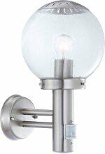 LED 7 Watt Außenlampe Wandleuchte Bewegungsmelder