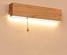 LED 7W Wandleuchter Wandlampe IACON Modern Holz