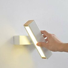 LED Acryl Modern Wandbeleuchtung Drehbare