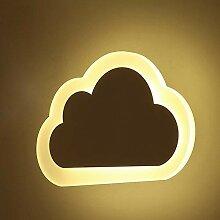 LED Acryl Wandlampe Schlafzimmer, Auge-pflege