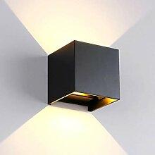 LED Aluminium Ip65 Wasserdicht Wandlampe, Outdoor