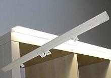 LED Aufbauleuchte 12,6W 1160LM 4000K / Mod. RD7001 / weiß Schrankleuchte Spiegelleuchte Möbelleuchte Vitrinenleuchte HELITEC