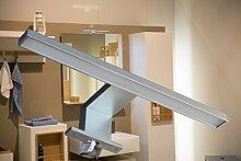 LED Aufbauleuchte / Alu / Lichtfarbe warm weiß / Art. 2035 / Schrankleuchte / Spiegelschrankbeleuchtung / Spiegelleuchte / Badleuchte