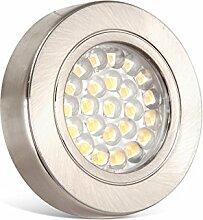 LED-Aufbauleuchte DAYLITE PLS-61AK, 12 V-/1,8 W, 6000 K LED-Aufbauleuchte