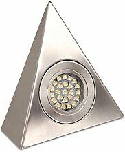 LED-Aufbauleuchte DAYLITE PLS-61DW, 12 V-/1,8 W, 3000 K LED-Aufbauleuchte