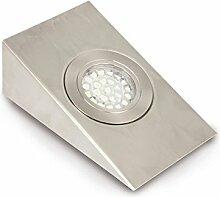 LED-Aufbauleuchte DAYLITE PLS-61KW, 12 V-/1,8 W, 3000 K LED-Aufbauleuchte