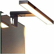 LED Aufbauleuchte / Klemmleuchte / 2040N / warm weiß / Schrankleuchte / Spiegelschrankbeleuchtung / Spiegelleuchte / Badleuchte