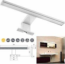 LED Aufbauleuchte Spiegelleuchte  Badleuchte IP44