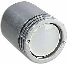 LED Aufbaustrahler rund 9 Watt kaltweiß 230V -