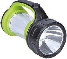 LED aufladbare Taschenlampe mit Laterne LED/3W/Pb