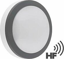 LED Aussen Sensorleuchte 12W IP65 mit