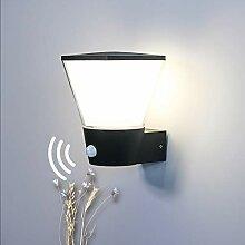 LED außenlampe Aussenleuchte mit Bewegungsmelder