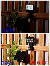 LED-Außenlampe, mit Bewegungssensor,