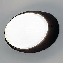 LED Außenlampe RAD.32D Wandleuchte E27 Fassung