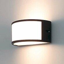 LED Außenlampe Wandleuchte Metal RAD.33B E27