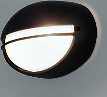 LED Außenlampe Wandleuchte RAD.32E Metal E27