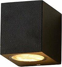 LED Aussenleuchte, 1-flammig LED Wandlampe, LED