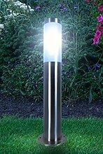 LED Aussenleuchte Sockelleuchte Gartenlampe
