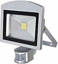 LED Außenleuchte Strahler mit IR-Bewegungssensor