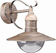 LED Außenleuchte Wandleuchte Gartenlampe Terrasse