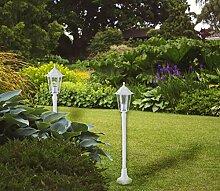LED Außenleuchte Wegbeleuchtung Stehleuchte