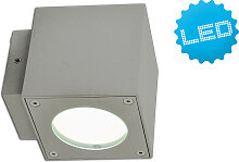 LED-Außenwandleuchte, (A) Näve