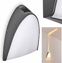LED Außenwandleuchte Hoist aus Aluguss in