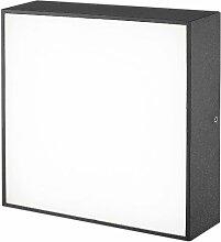 LED-Außenwandleuchte mit Arm CMD Format: 24 cm H