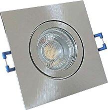 LED Bad Einbaustrahler 12V inkl. 3 x 5W LED LM