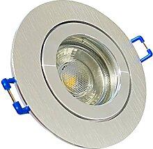 LED Bad Einbaustrahler 12V inkl. 7 x 5W LED LM
