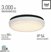 LED Badezimmerleuchte | Deckenleuchte auch für