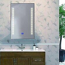 LED Badspiegel Spiegelleuchte Spiegel Wandspiegel Badzimmer mit Beleuchtung LED