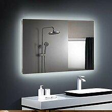 LED Beleuchtet Badezimmerspiegel Kosmetikspiegel,