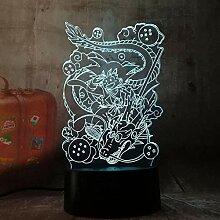 LED-Beleuchtung Geschenk Sieben Dragon Ball Son