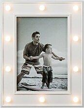 LED Bilderrahmen für Fotos mit dem Format 13 x 18