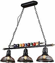LED Billard Licht Kronleuchter Billardtisch