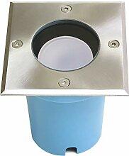 LED Boden Einbau-Strahler, Einbau-Leuchte ENTRADA