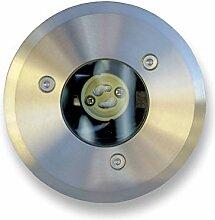 LED Boden-Einbaustrahler IP67 GU10 Lampe