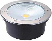 LED Bodeneinbaustrahler Im Freien Runder