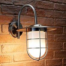 LED-Bogen-Außenleuchte Gaffney Garten Living
