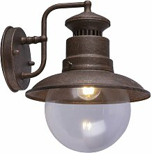 LED-Bogen-Außenleuchte Sandisfield Küstenhaus