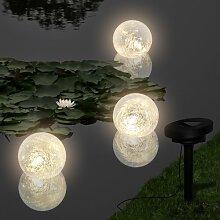 LED Brunnen-/Teichbeleuchtung-Set Garten Living