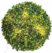 LED-Buchsbaumkugel - Schnelles Dekorieren &