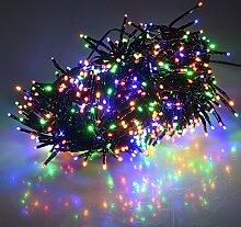 LED Büschel-Lichterkette Cluster IP44 für Innen