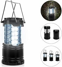 LED Campinglampe Camping Laterne | wasserdicht |